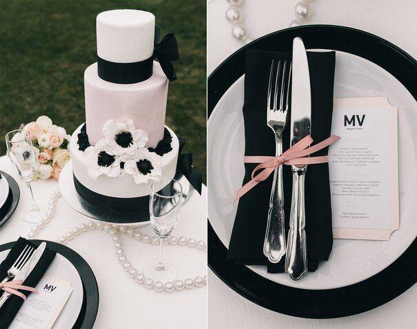 Свадьба Elegant Wedding Shooting