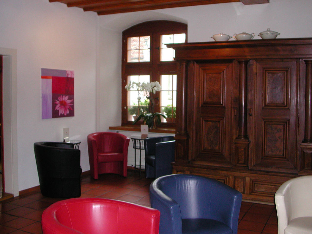 Beispiel: Apéro Lounge, Foto: Restaurant Gemeindehaus.