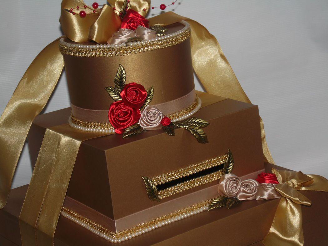 Caja Buzón para bodas