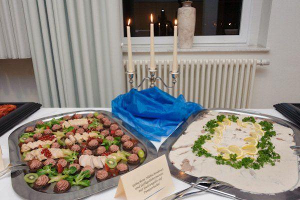 Beispiel: Snacks, Foto: Catering Hotel Ambassador.