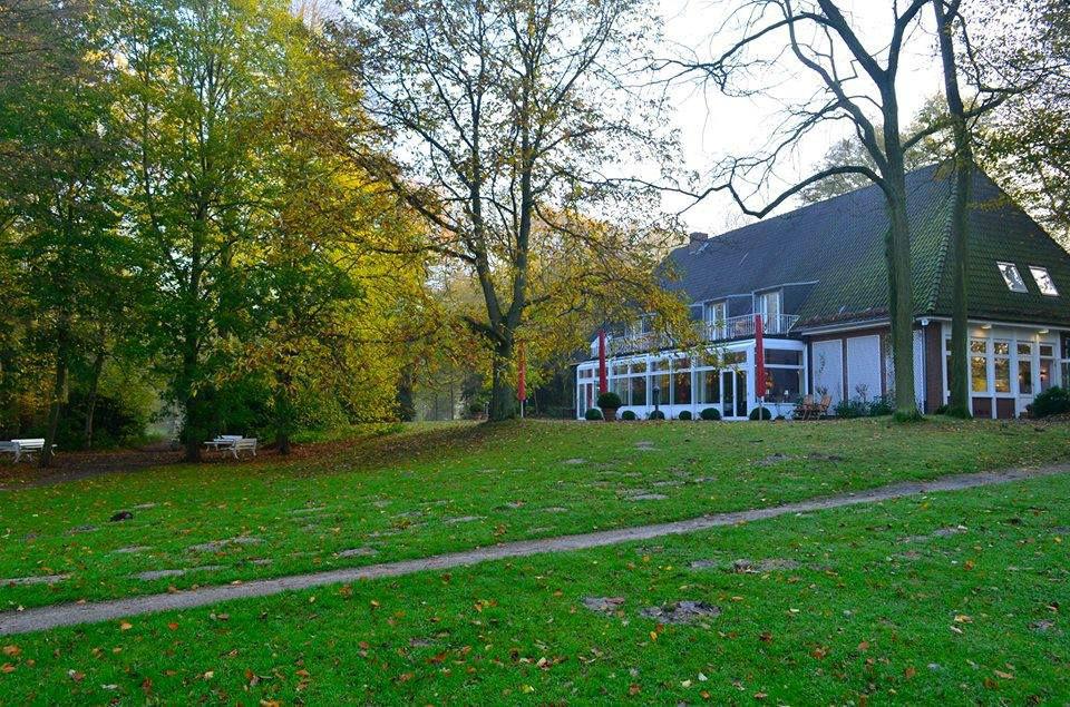 Beispiel: Aussenansicht, Foto: Landhaus Höpkens Ruh.