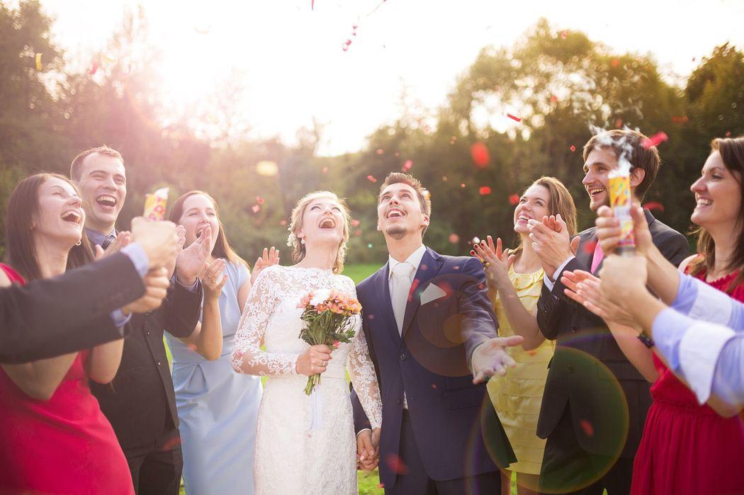Las bodas no son lo mismo sin los que amas