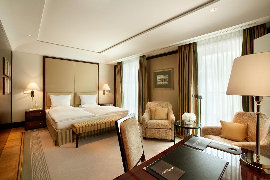 Beispiel: Executive Zimmer, Foto: Hotel Adlon Kempinski.