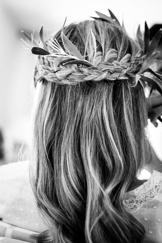 #semiNaiki by Marieta Hairstyle Foto LIVEN