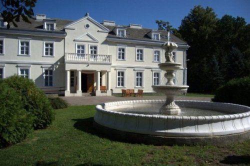 Pałac Morski w Gąskach koło Mielna.