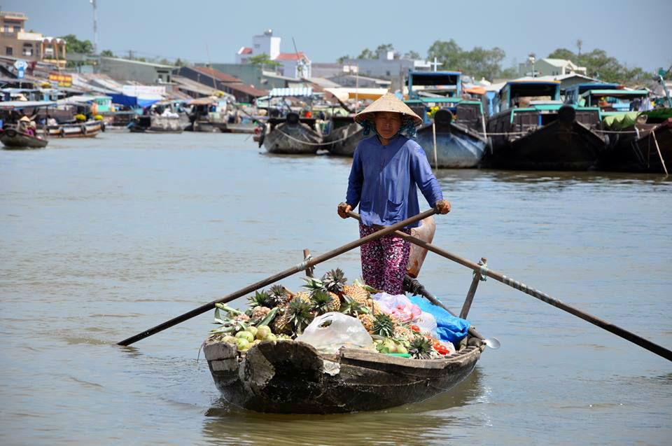 Beispiel: Einheimischer - Vietnam, Foto: Ao Dai Travel.