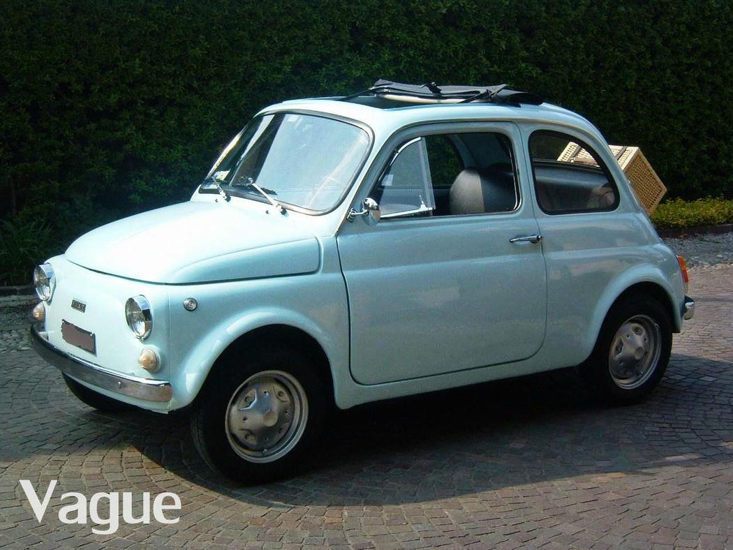 Fiat 500 Noleggio Matrimoni Monza Como Lecco Milano Bergamo