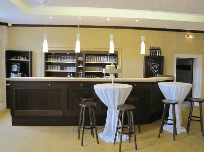 Beispiel: Festsaal - Bar, Foto: Brauhaus zum Rammelsberg.