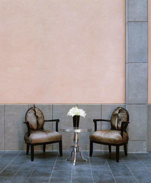 Beispiel: Foyer Designer Hotel, Foto: Gerbermühle.