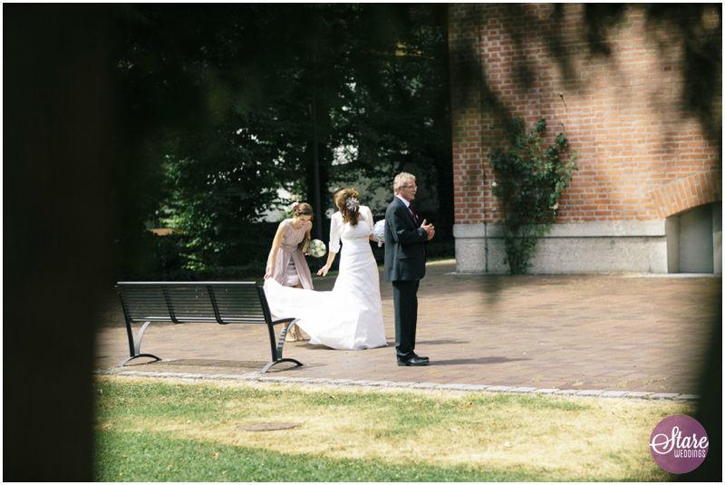 Beispiel: Professionelle Hochzeitsfotografie, Foto: Stare Weddings.