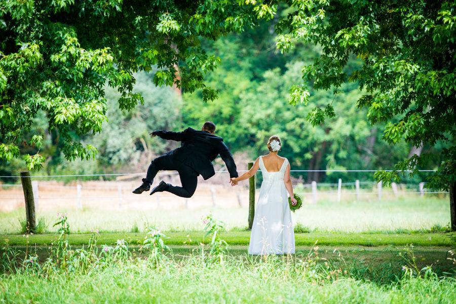 Beispiel: Brautpaarfotos in Bewegung, Foto: Hochzeitsfotografie Thomas Göbert