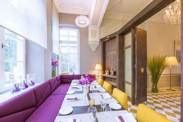 Pałac Sobańskich | Amber Room restauracja
