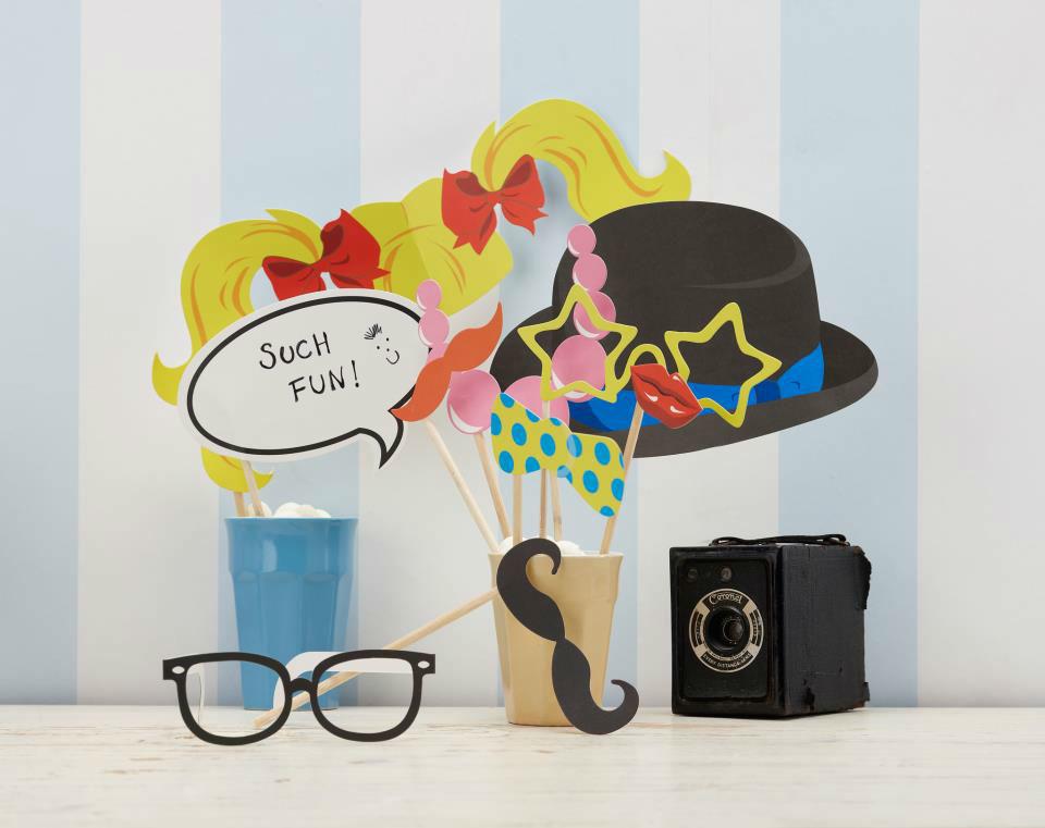 Complementos para tu Photocall