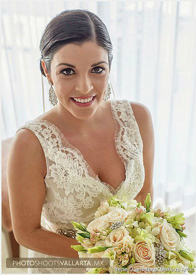 Irene Guerediaga Maquillaje para tu boda en Jalisco