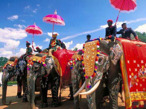 Beispiel: Hochzeitsreise nach Indien , Foto: Enchanting Travels.