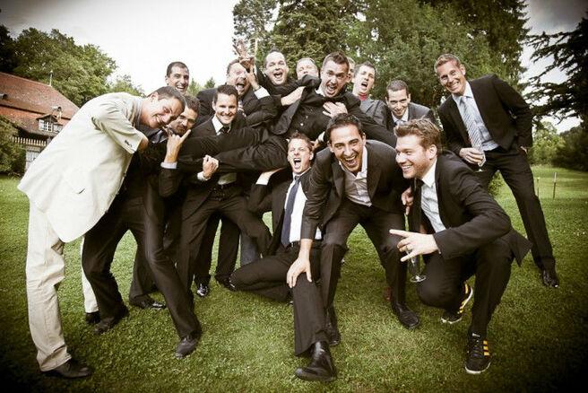 Beispiel: Gruppenfotos, Foto: We shoot u.