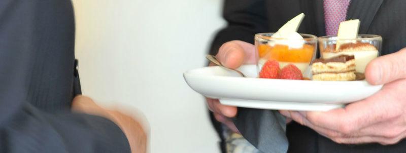 Beispiel: Gastronomie, Foto: Atrium Mainz.