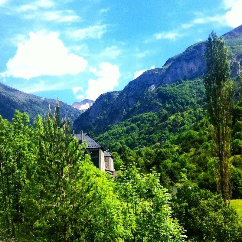 Hotel de montaña