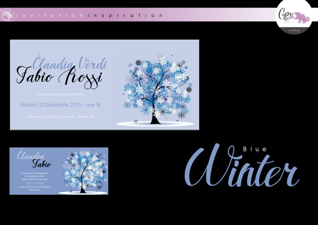 Invito Winter tree