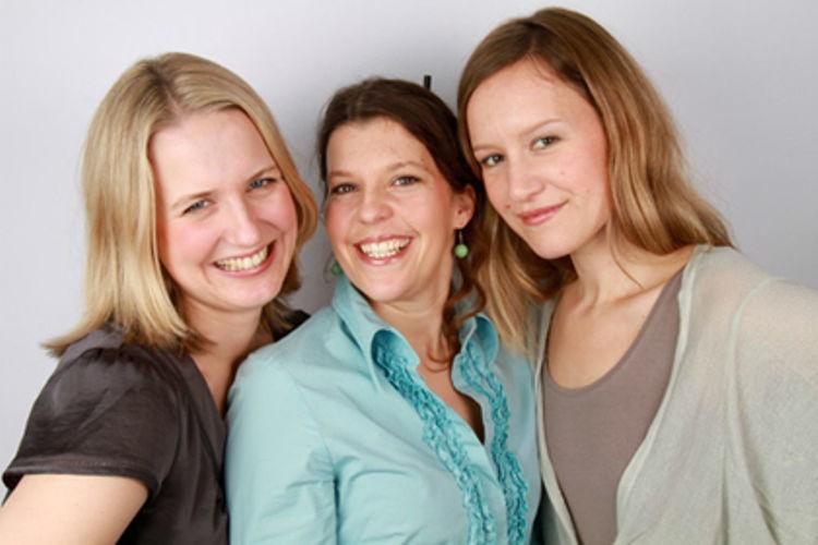 Beispiel: Das Team, Foto: Reden & Zeremonien Imke Klie.