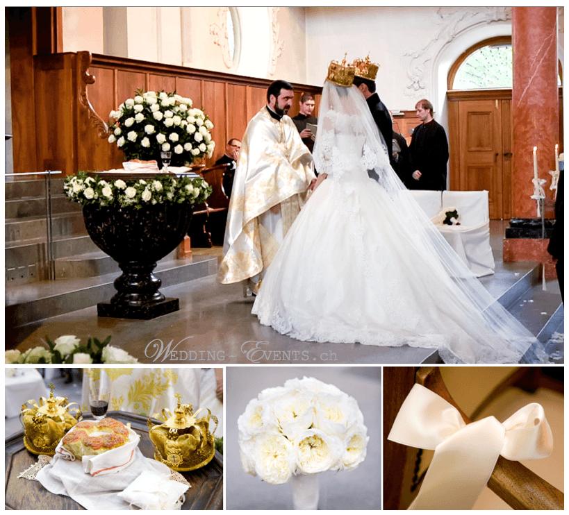 Organisation und Dekoration Ihrer Hochzeit www.wedding-events.ch