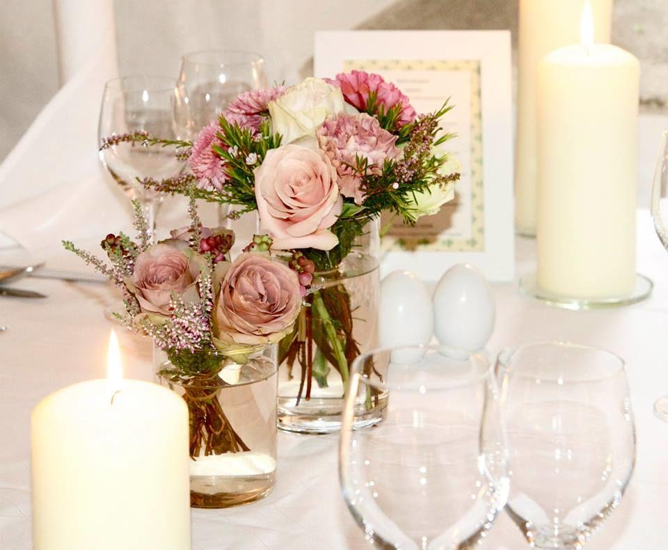Beispiel: Tischdekoration, Foto: Gelderstadl.