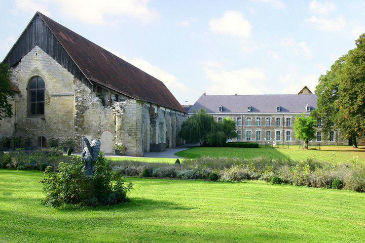 Parc de l'abbaye de Vaucelles
