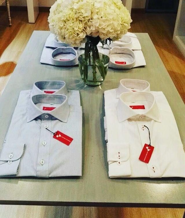 Línea de camisas
