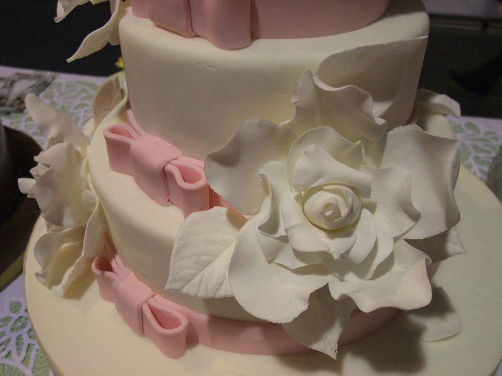 Beispiel: Ihre persönliche Hochzeitstorte, Foto: Wedding Expert.