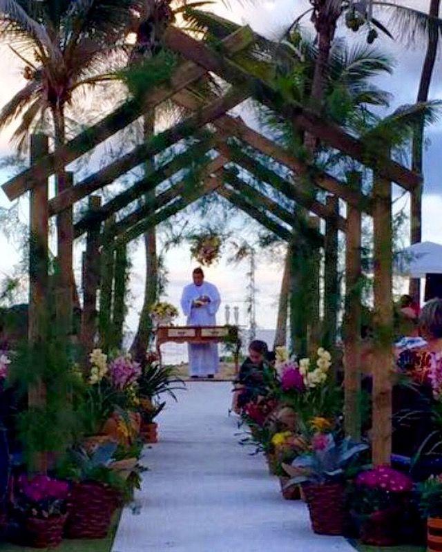 Cerimônias na praia, do jeito que sonhou!