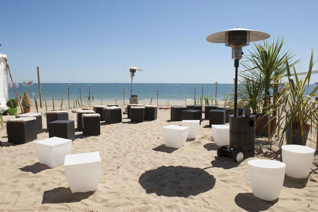 Le Gulf Stream - le club plage