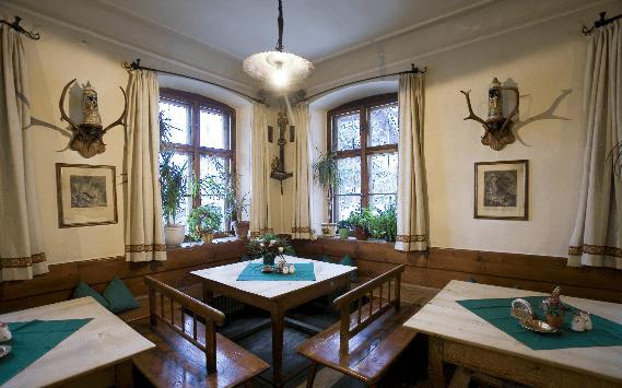 Beispiel: Restaurant, Foto: Hirzinger.