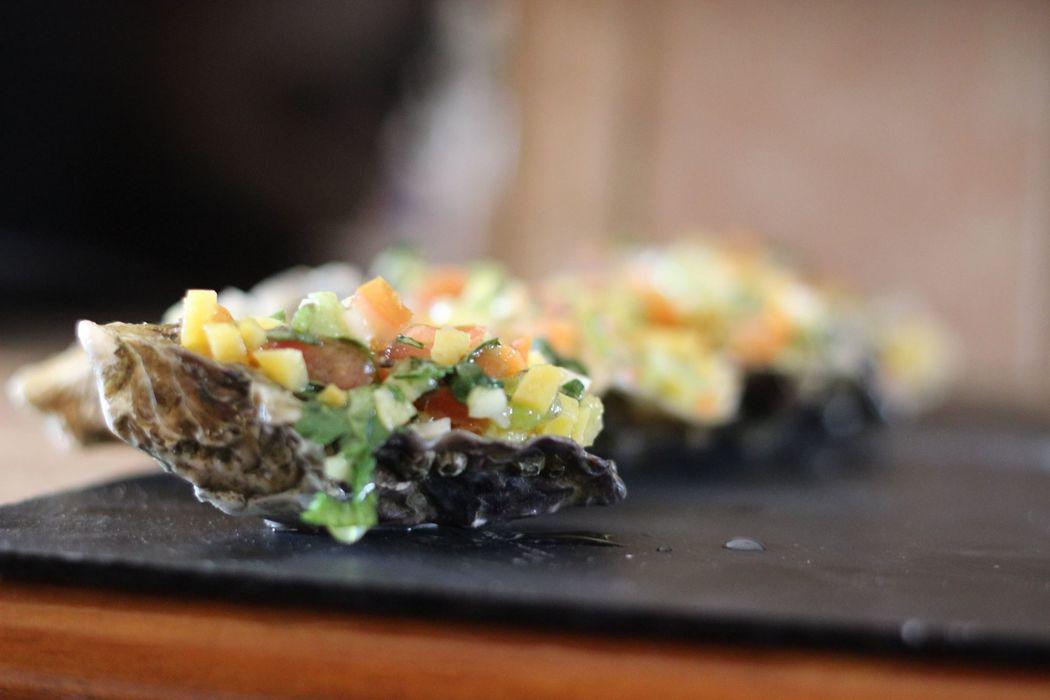 Framboise Mangue Kitchen Event - Doizy Kevin Photography