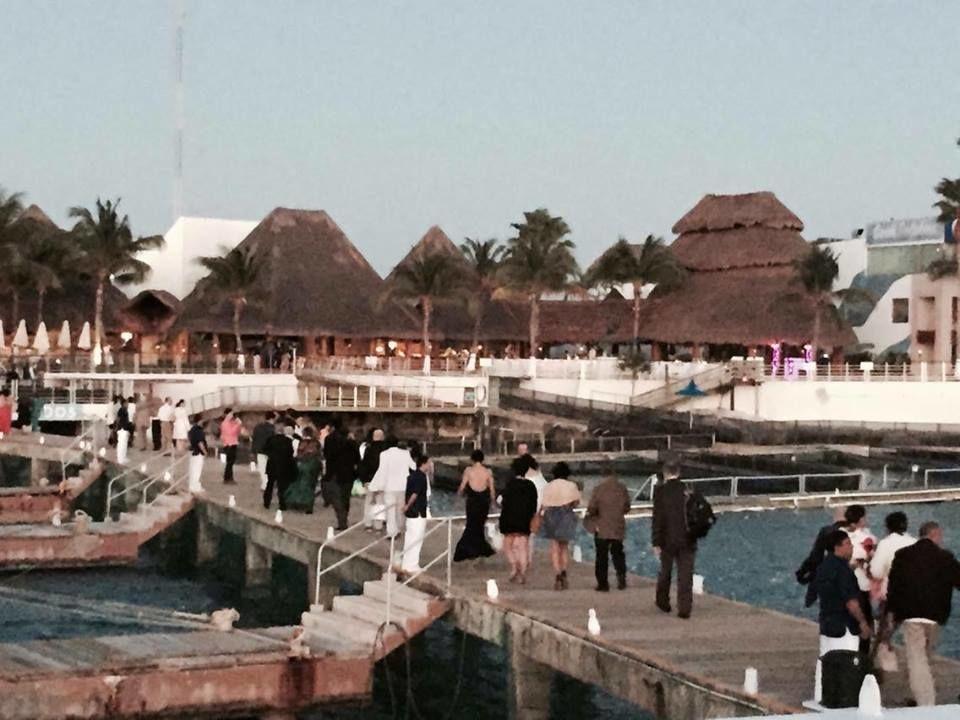 Isla Discovery, un  lugar espectacular en Isla Mujeres.