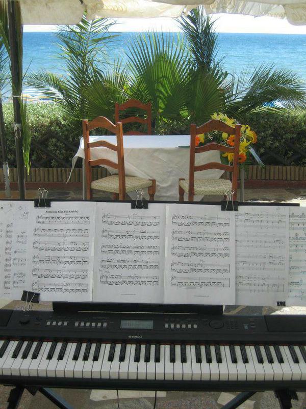 Casamento na praia -  Musicorum