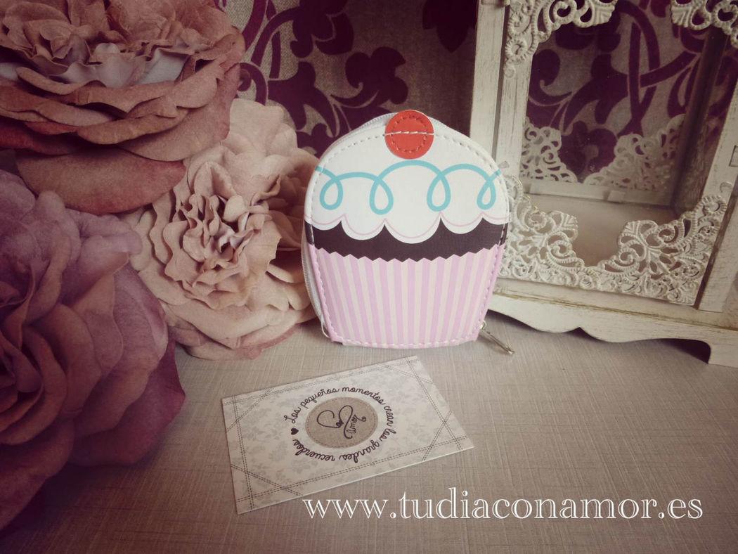 Detalle set manicura cupcake sweet