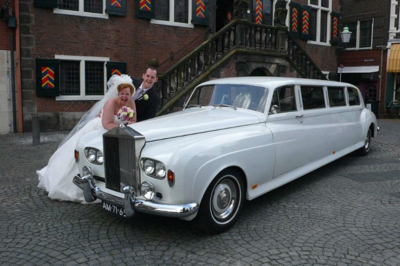 Willy´s trouwauto´s en Limousine