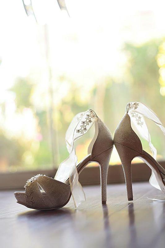 adoramos los zapatos de novia