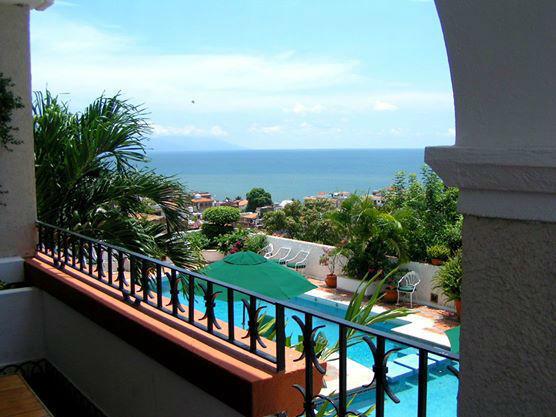Hotel La Siesta en Puerto Vallarta, Jalisco