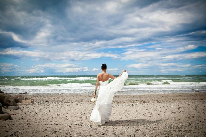 Hochzeitsfotos Boltenhagen, Hochzeitsfotograf Ostsee