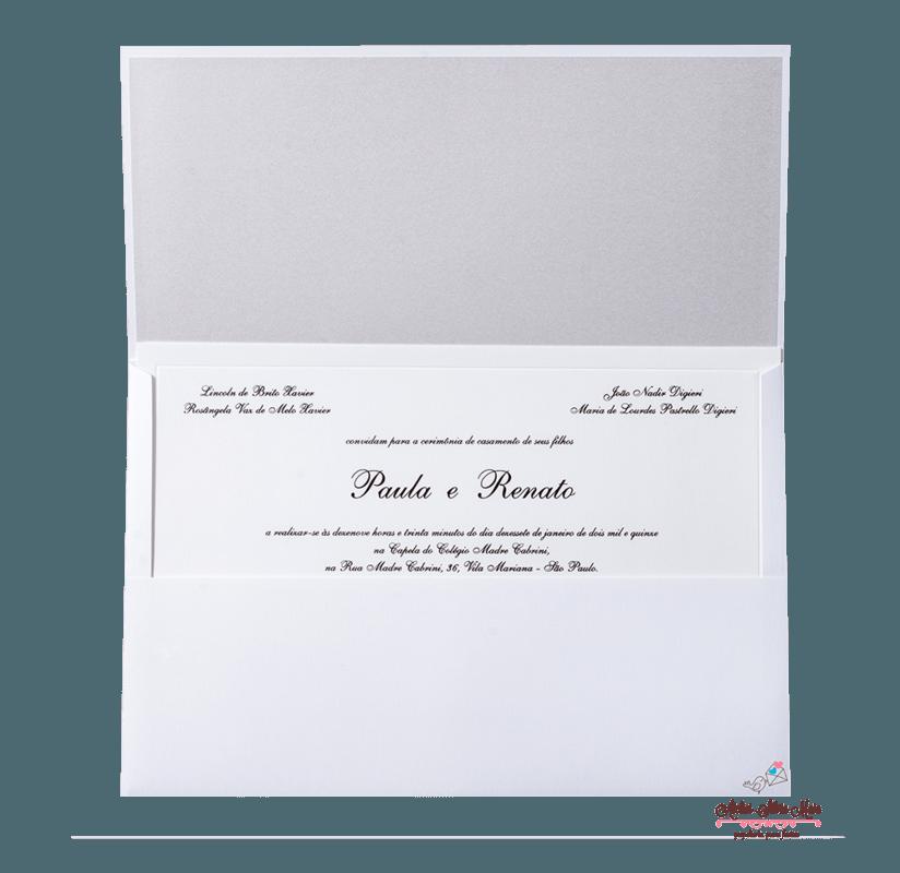 Convite - Ref. CS.0108