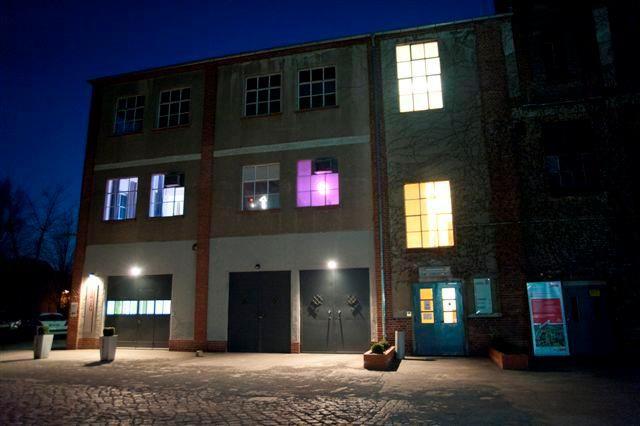Beispiel: Außenansicht, Foto: Alte Pulverfabrik.