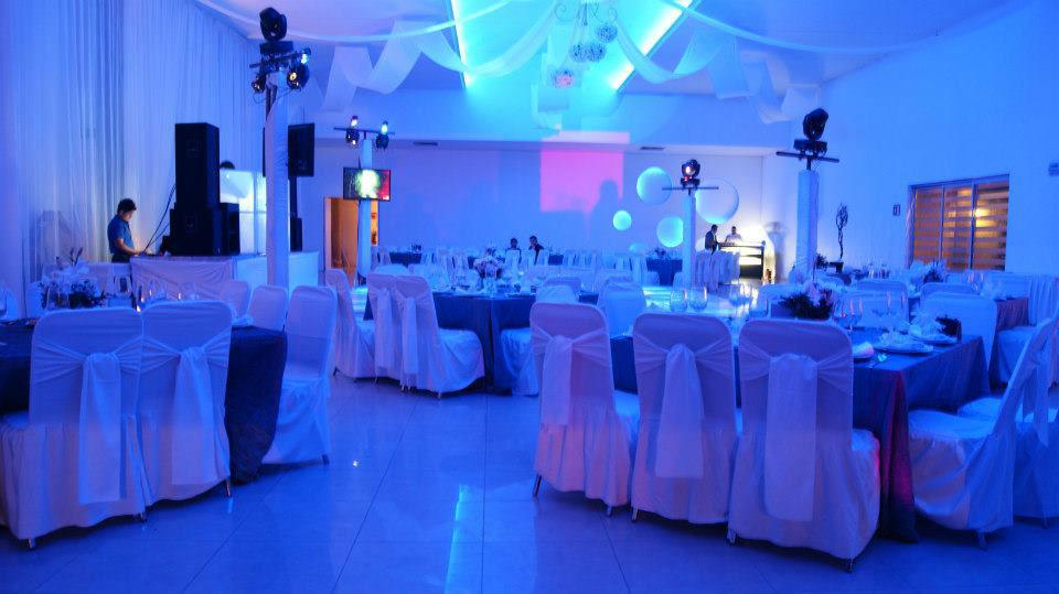 Salón de eventos Cerengetty