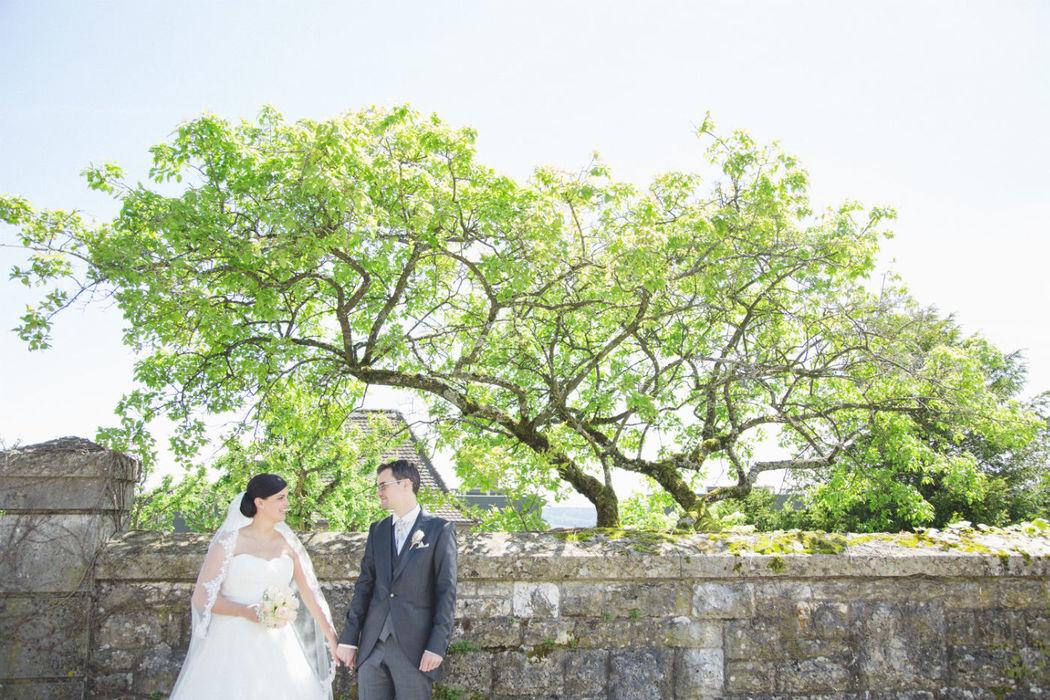 Beispiel: Einzigartige Fotos von Ihrer Hochzeit, Foto: Jeanine Linder Photography.