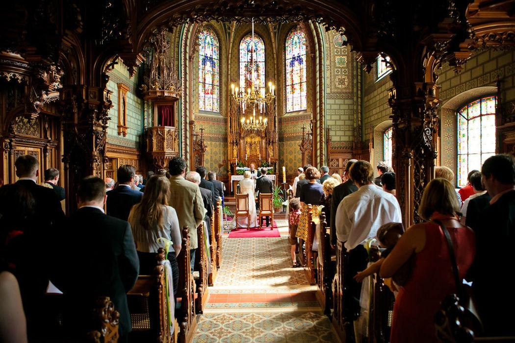 Beispiel: Fotos von der Zeremonie, Foto: Christian Pöltl.