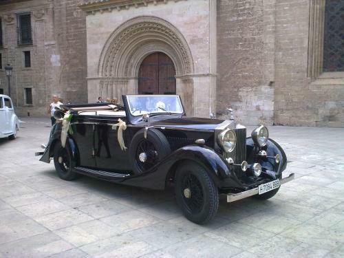 1930 Rolls Royce Convert