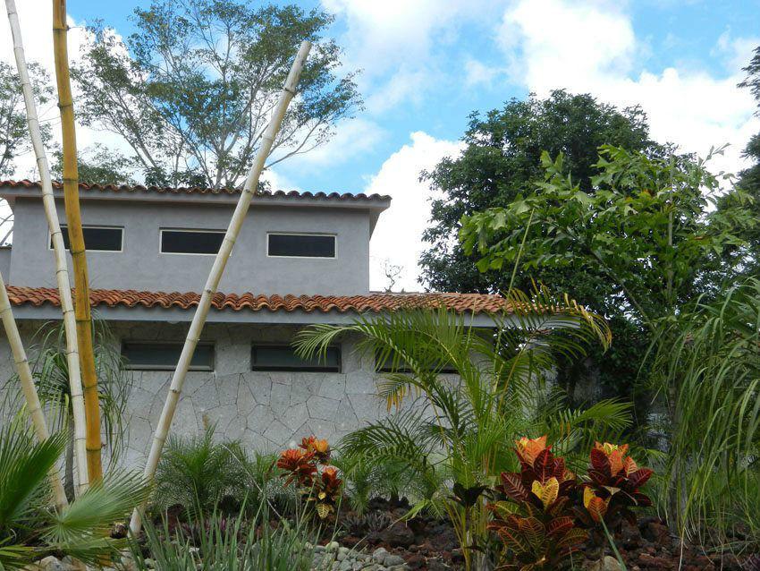 Jardín Finca Escondida en Veracruz