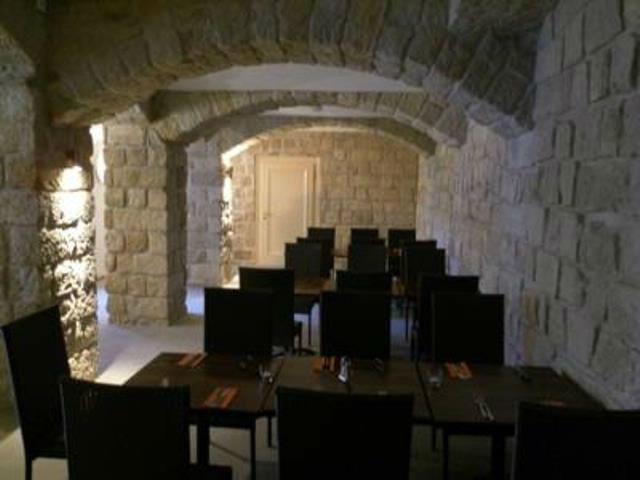 Beispiel: Gewölbebar, Foto: Lingnerterrassen.