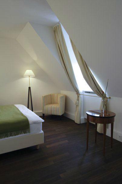 Beispiel: Hotelzimmer, Foto: Gerbermühle.