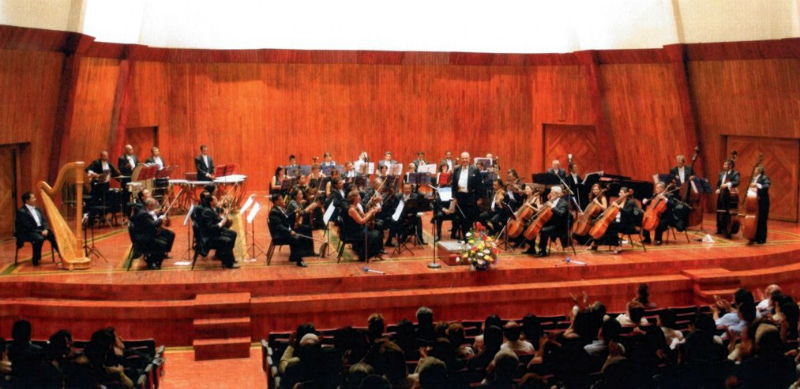 Orquesta Clásica de México